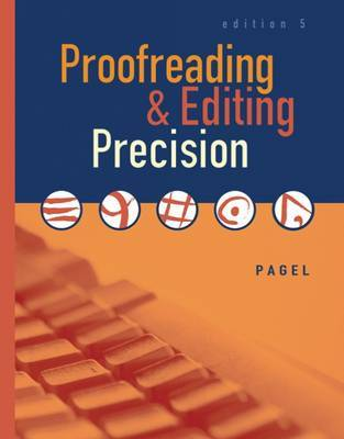 Proofreading and Editing Precision by Pagel image