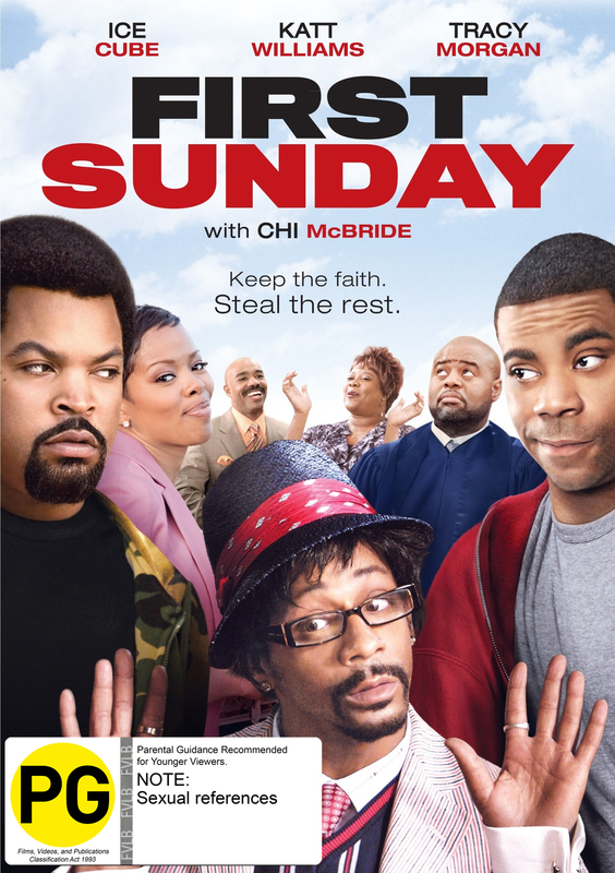First Sunday on DVD