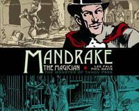 Mandrake the Magician: Dailies Volume 1 by Lee Falk