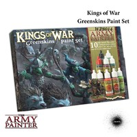 Army Painter Warpaints Kings of War Greenskins Paint Set