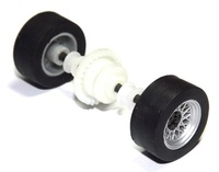 Scalextric: Holden L34 Torana - Rear Axle Assembly