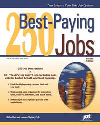 250 Best-Paying Jobs by Michael Farr image