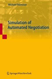 Simulation of Automated Negotiation by Michael Filzmoser image