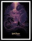 Harry Potter & The Eyes of the Basilisk - Art Print