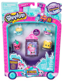 Shopkins: World Vacation - 5 Pack (Series 8)