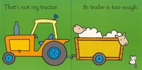 That's Not My Tractor (Touch & Feel) by Fiona Watt image