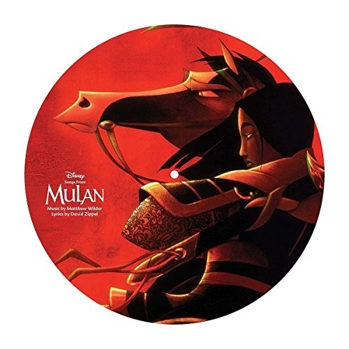 Songs From Mulan (Original Soundtrack) by Various Artists