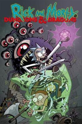 Rick And Morty Vs. Dungeons & Dragons by Jim Zub