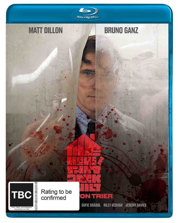 The House That Jack Built on Blu-ray