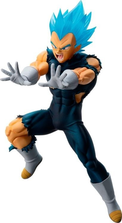 Dragon Ball Super: SSGSS Vegeta - PVC Figure