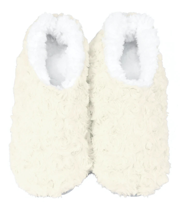 Slumbies: Champagne Bed Of Roses - Women's Slippers (Small)