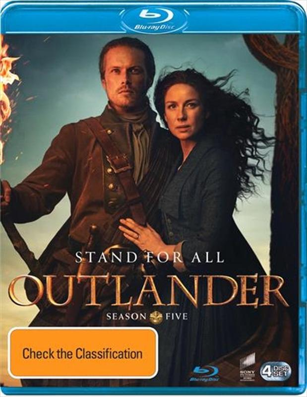 Outlander - Season 5 on Blu-ray