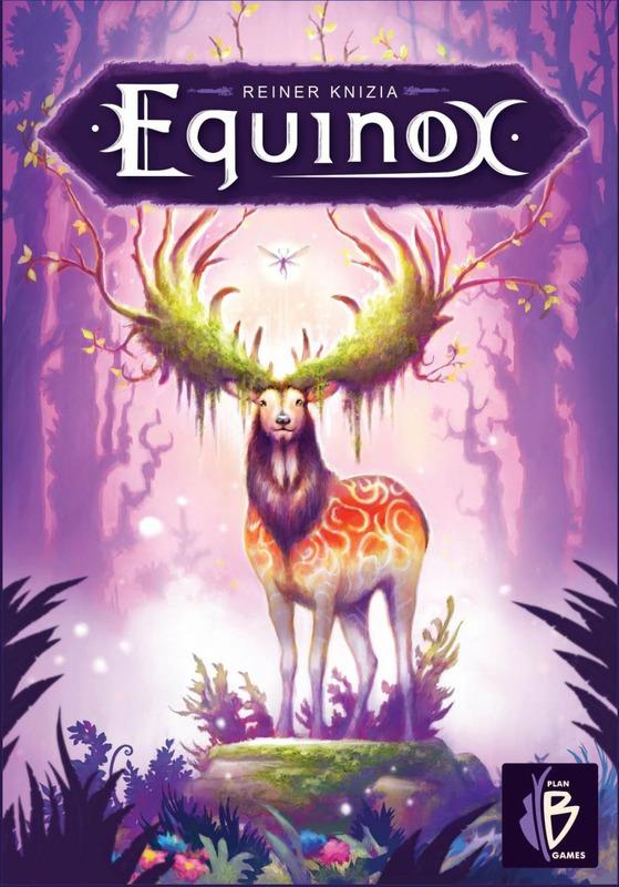 Equinox: Purple Box - Board Game