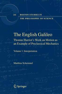 The English Galileo by Matthias Schemmel