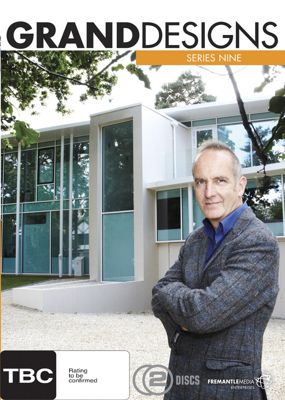 Grand Designs Series 9 Dvd On Sale Now At Mighty Ape Nz
