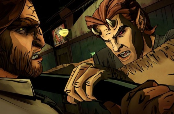 The Wolf Among Us: A Telltale Games Series for Xbox One image