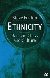 Ethnicity by Steve Fenton image
