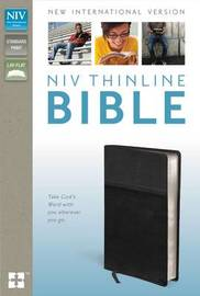 NIV, Thinline Bible, Imitation Leather, Pink, Red Letter Edition by Various Authors