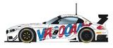 Scalextric: BMW Z4 GT3 ROAL Motorsport Spa 2015 - Slot Car