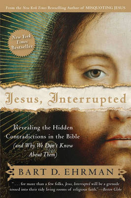 Jesus, Interrupted by Bart D Ehrman image