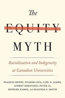 The Equity Myth by Frances Henry image