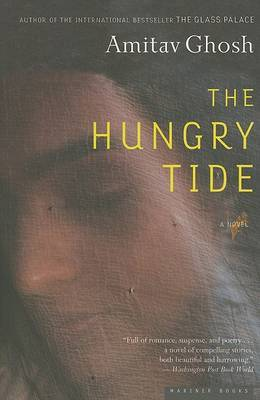 The Hungry Tide by Amitav Ghosh image