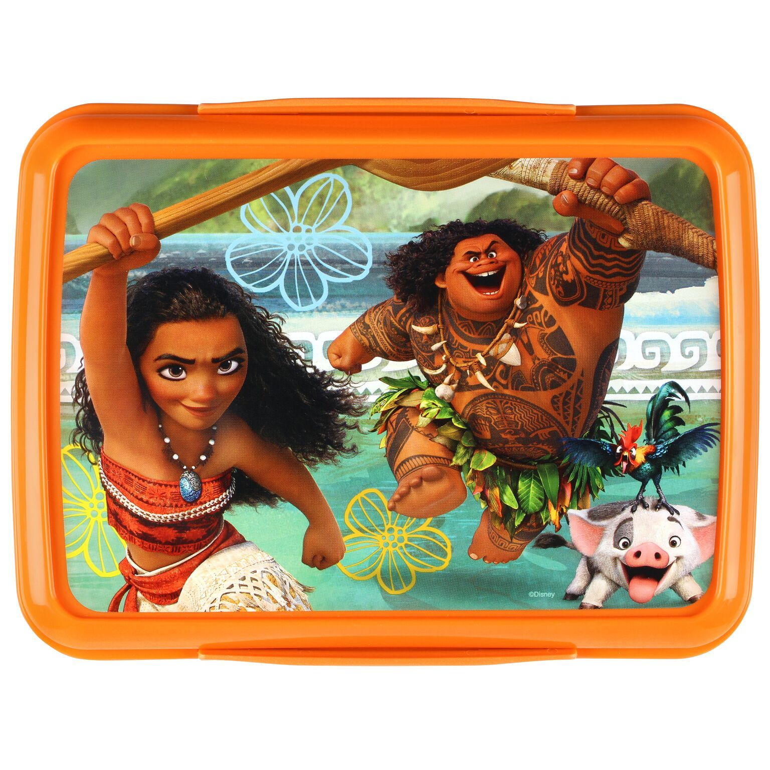 Moana Klip-it Lunch Box (2L) image