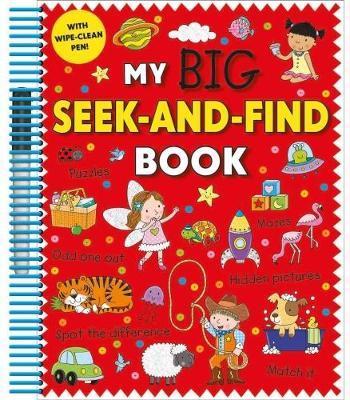 My Big Seek and Find Book by Roger Priddy
