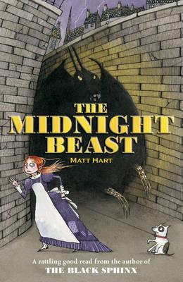 The Midnight Beast by Matt Hart image