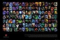 DOTA 2 - Characters (748)