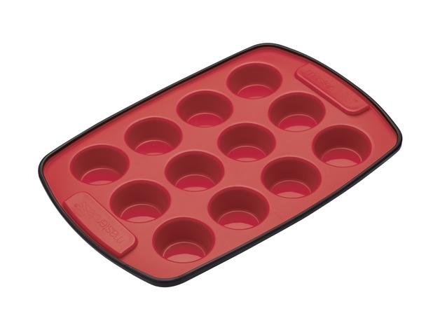MasterClass: Smart Silicone Mini Muffin Pan (29cm)