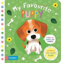 My Favourite Puppy by Campbell Books