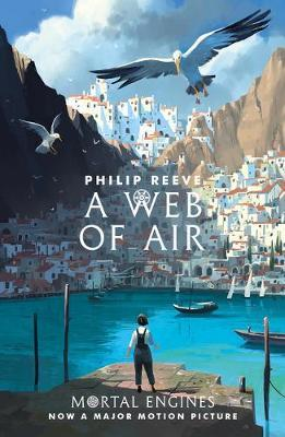 A Web of Air by Philip Reeve image