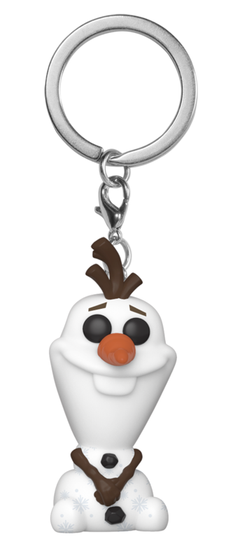 Frozen 2: Olaf - Pocket Pop! Keychain