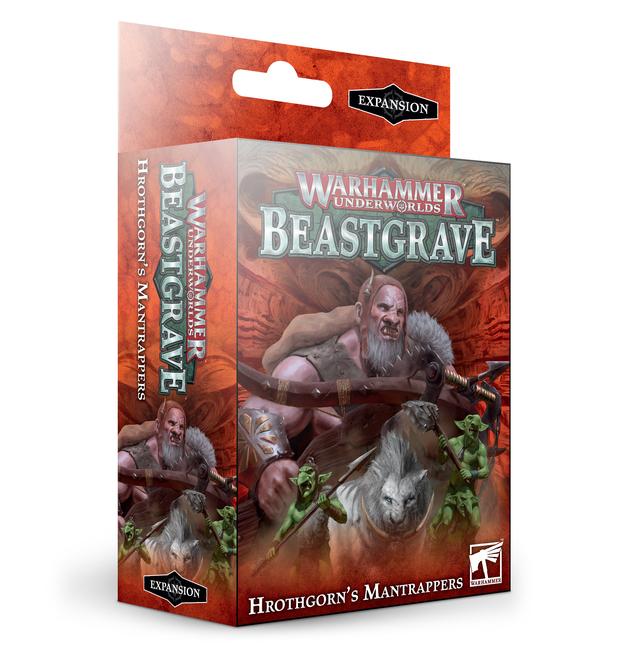 Warhammer Underworlds: Hrothgorn's Mantrappers