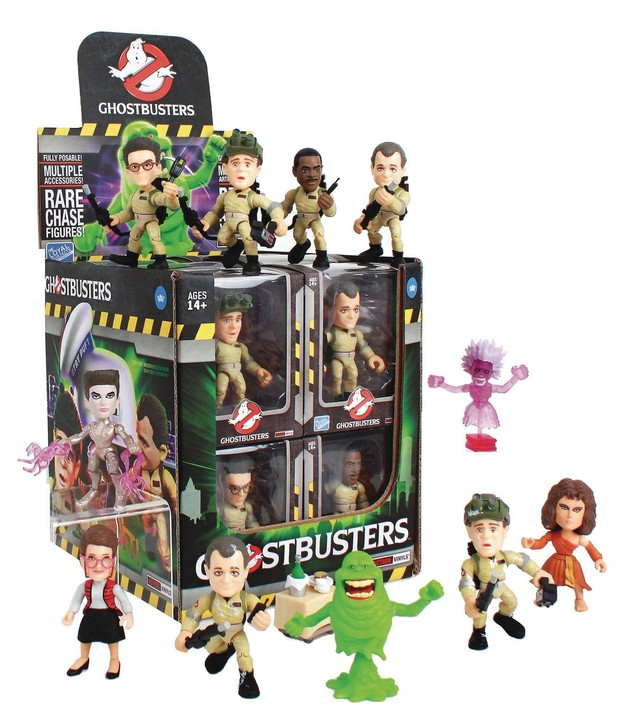 The Loyal Subjects: Ghostbusters Action - Vinyl Figure (Assorted)