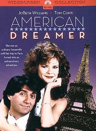 American Dreamer on DVD image