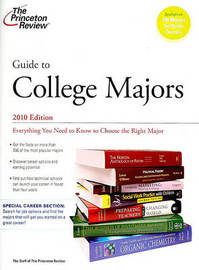 The Princeton Review Guide to College Majors image