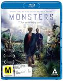 Monsters on Blu-ray