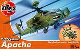 Airfix - Quickbuild Apache Helicopter Model Kit