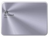 1TB WD My Passport Ultra Metal USB 3.0 External Hard Drive (Silver)