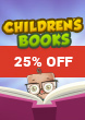 Up to 25% off Children's and Teen Books