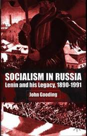 Socialism in Russia by John Gooding image