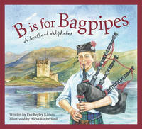 B is for Bagpipes by Eve Begley Kiehm image