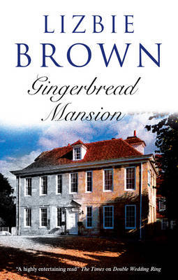 Gingerbread Mansion by Lizbie Brown image