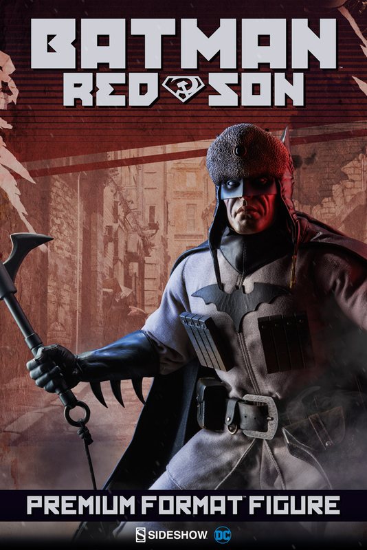 Batman - Red Son Premium Format Statue
