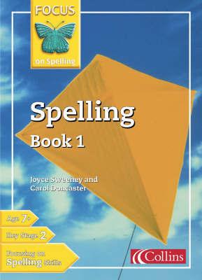 Spelling: Bk.1 by Joyce Sweeney image