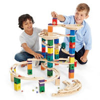 Hape: Quadrilla - The Cyclone Marble Run