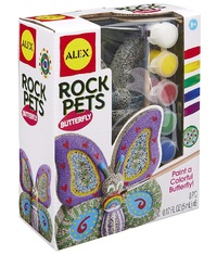 Alex: Rock Pet Craft Kit - Butterfly