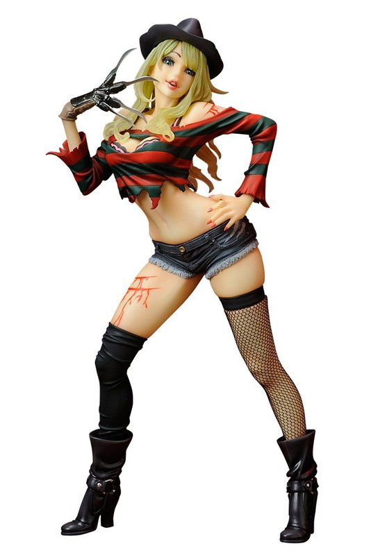 Horror Bishoujo: 1/7 Freddy Krueger (Second Edition) - PVC Figure